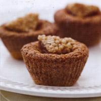 CupCake de Cereais Zero Açúcar