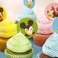 Cupcake Mickey e Amigos