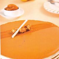 Torta Crocante de Castanha