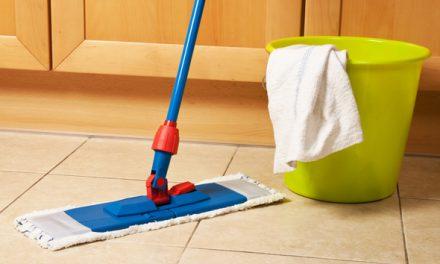 Cozinhas e Pano de chão: uma combinação nada perfeita