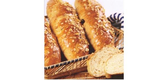 Pão de Iogurte e Granola