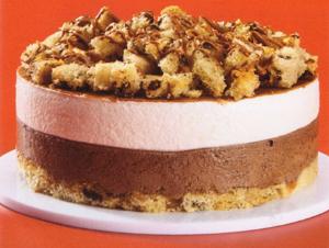 Torta Chocotone