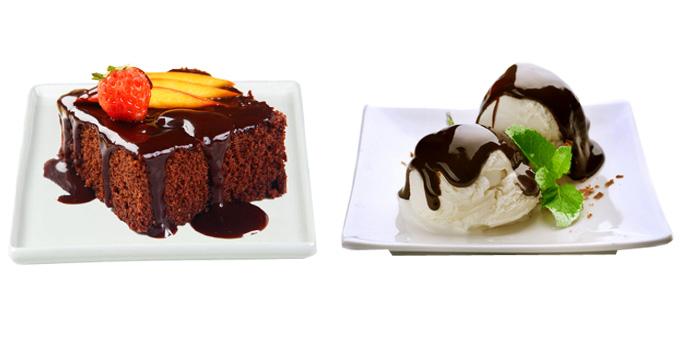 5 dicas para utilizar o chocolate na produção de bolos e sorvetes