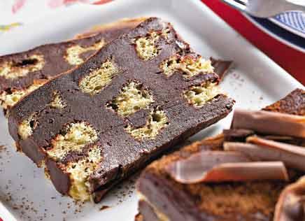 Pavê Trufado de Chocolate