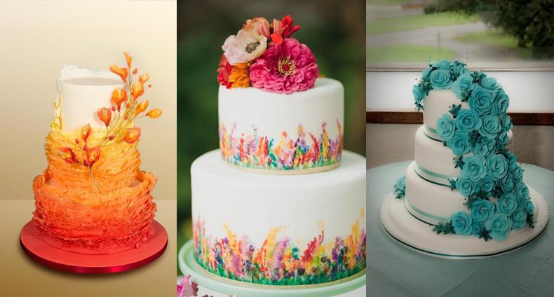 Fique por dentro das últimas tendências em bolos de festa