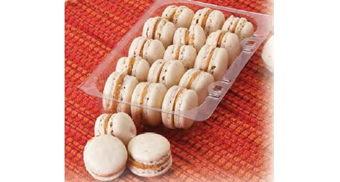 Macarons de Amendoim