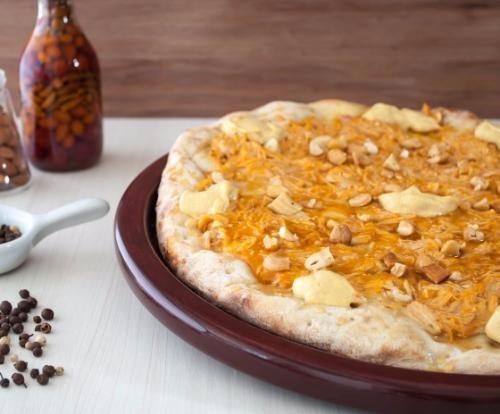 Pizza de Frango Alentejo