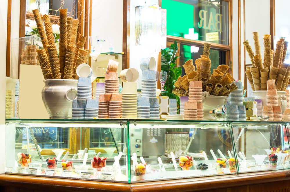 3 ideias criativas para implementar em sua franquia de sorvete