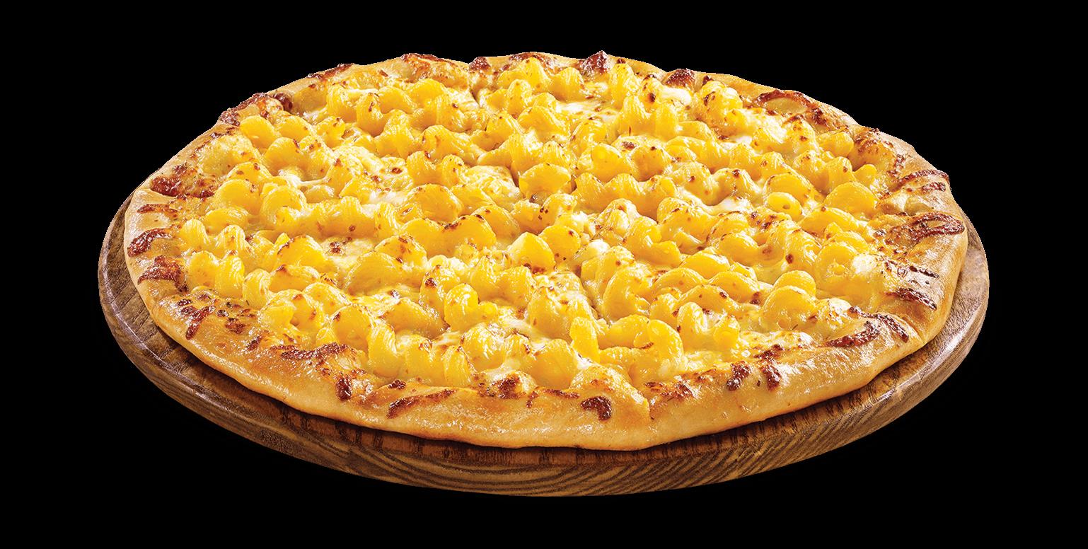 Pizza de macar