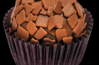 Brigadeiro de Enrolar de Chocolate ao Leite
