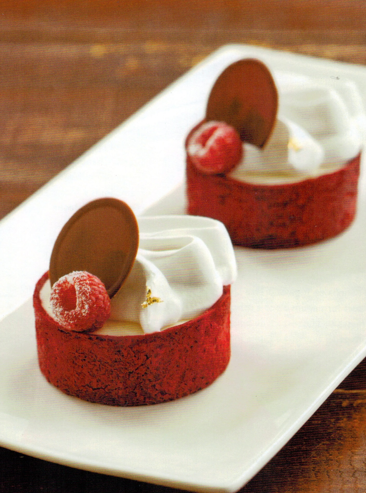 Tortelete  de Iogurte com Frutas Vermelhas
