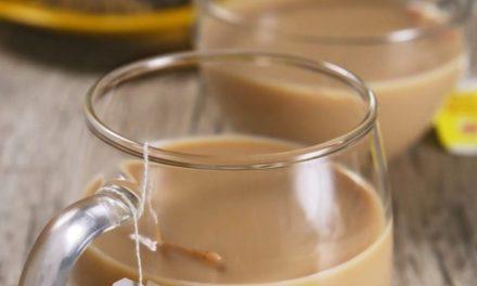 Chá Chai Latte