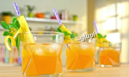 Chá Tropical Lime