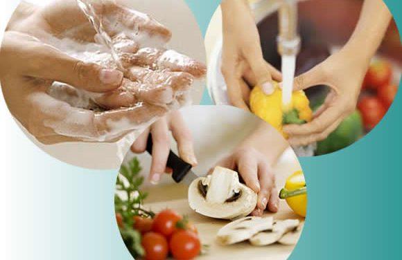 Manipulação de alimentos: 5 dicas para fazê-la com higiene