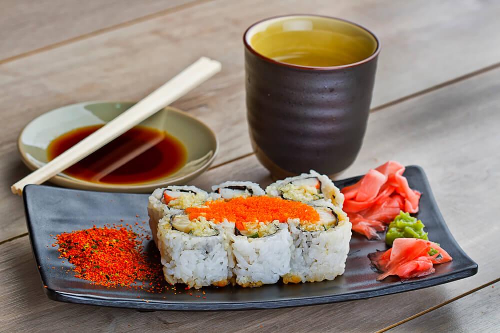 Produtos orientais e as curiosidades da culinária japonesa