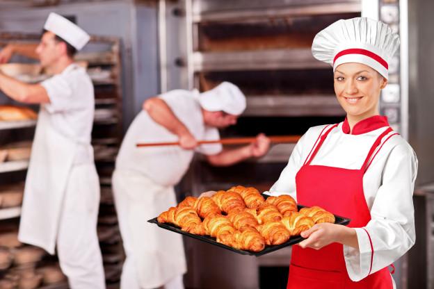 O que é necessário para melhorar o ambiente da padaria?