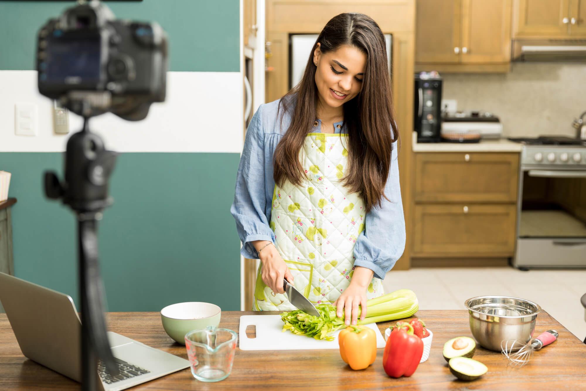 Como criar um canal no youtube de culinária? Descubra aqui!