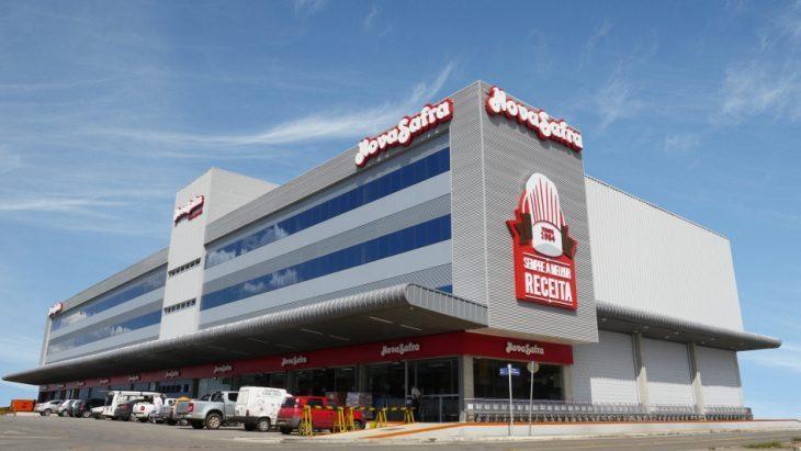 Conheça as lojas da Nova Safra