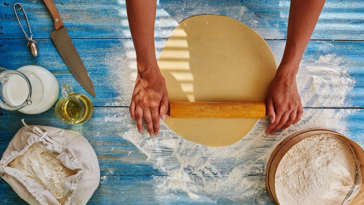 Saiba como acertar na farinha de trigo para pizza
