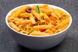 Pennette 5 Cereali com Molho De Vegetais e Lentilha